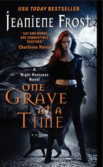 One Grave at a Time Paperback  by Jeaniene Frost