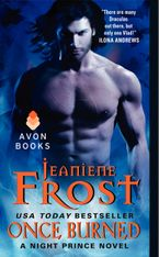 Once Burned Paperback  by Jeaniene Frost