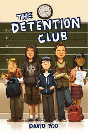 The Detention Club book image