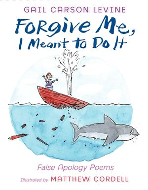 Forgive Me, I Meant to Do It book image