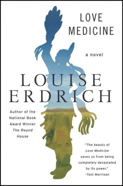 a novel centered around relationships in love medicine by louis erdrich