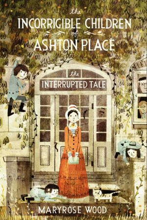 The Incorrigible Children of Ashton Place: Book IV book image