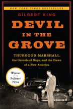 Devil in the Grove Hardcover  by Gilbert King