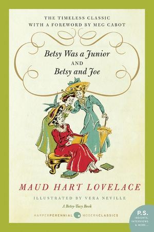 Betsy Was a Junior/Betsy and Joe book image