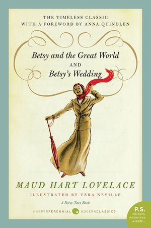 Betsy and the Great World/Betsy's Wedding book image