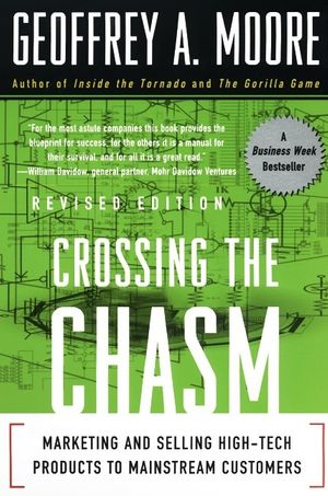 Crossing the Chasm book image