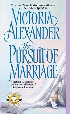 The Pursuit of Marriage book image