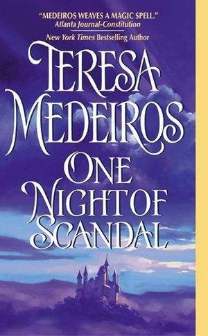 One Night of Scandal book image