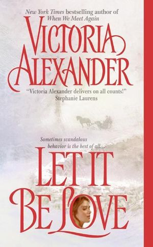 Let It Be Love book image
