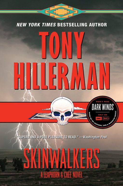 Skinwalkers - Tony Hillerman - E-book