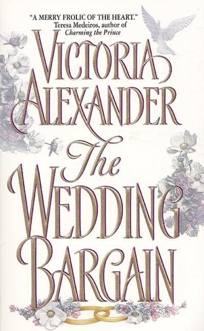 The wedding bargain victoria alexander e book the wedding bargain read a sample enlarge book cover fandeluxe Images