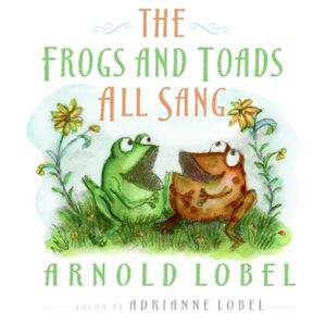 The Frogs and Toads All Sang book image
