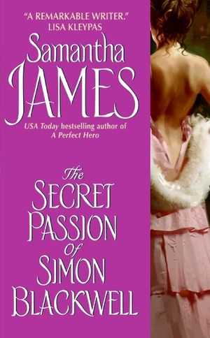 The Secret Passion of Simon Blackwell book image
