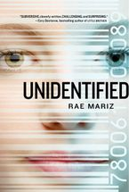 The Unidentified Paperback  by Rae Mariz