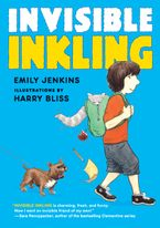 Invisible Inkling Hardcover  by Emily Jenkins