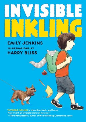 Invisible Inkling book image