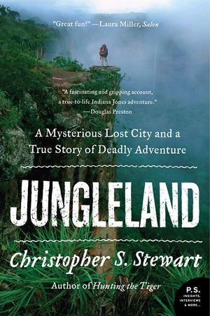 Jungleland book image