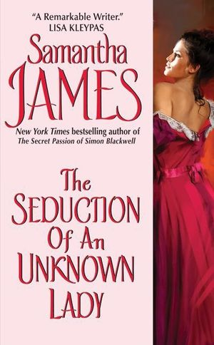 The Seduction of an Unknown Lady book image