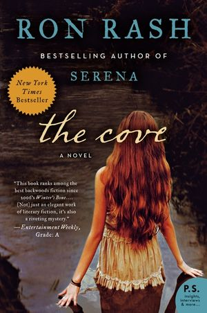 The Cove book image
