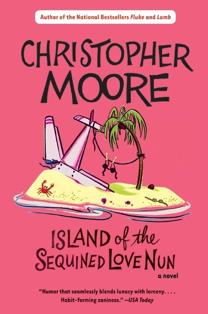 Island of the Sequined Love Nun - Christopher Moore - E-book