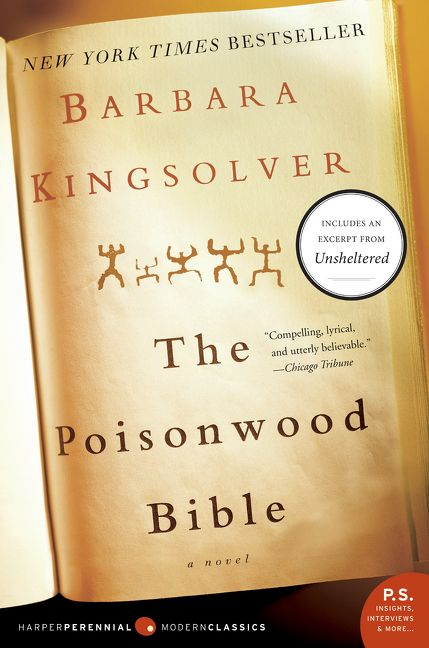 exposing a flawed america in the poisonwood bible by barbara kingsolver Free online library: barbara kingsolver by bookmarks mass communications authors appreciation practice works writers.