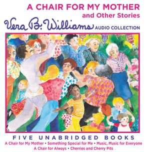 A Chair For My Mother and Other Stories book image
