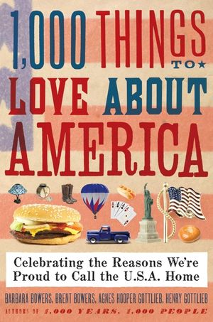 1,000 Things to Love About America book image