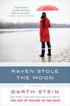 Raven Stole the Moon Paperback  by Garth Stein