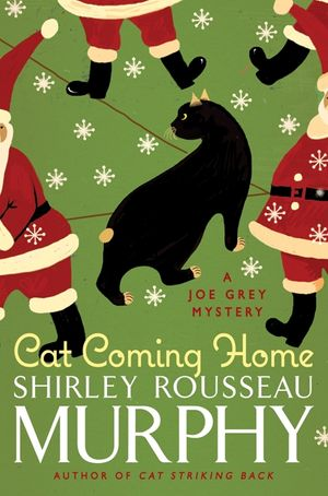Cat Coming Home book image