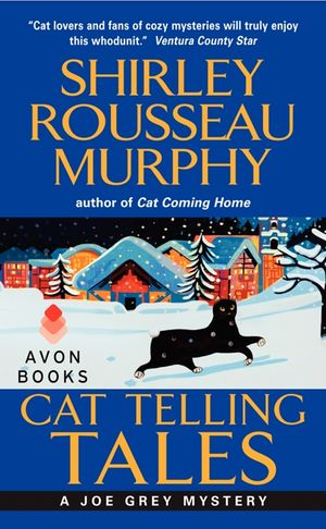 Cat Telling Tales book image