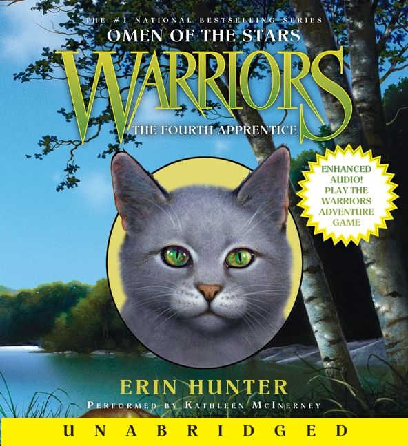 Warriors Erin Hunter Book Review: Warriors: Omen Of The Stars #1: The Fourth Apprentice