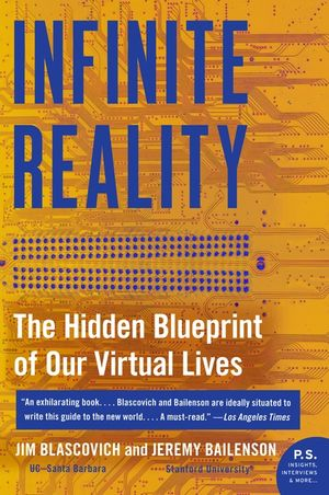 Infinite Reality book image