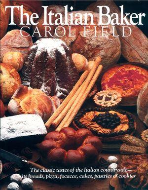 The Italian Baker book image