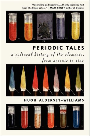 Periodic Tales book image