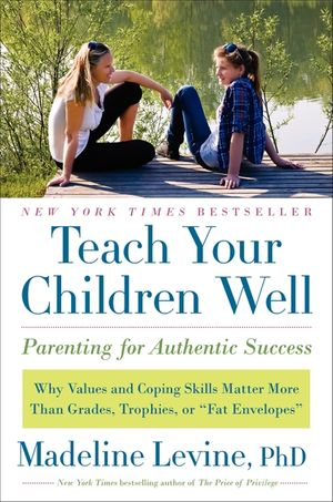 Teach Your Children Well book image