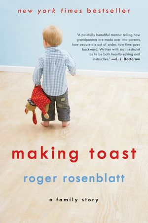 Making Toast book image