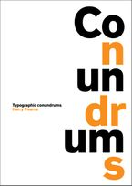 Conundrums Hardcover  by Harry Pearce