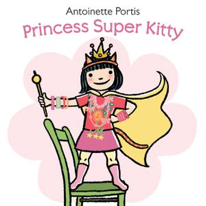 Princess Super Kitty book image