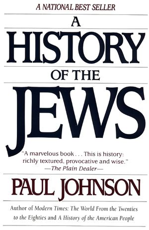 History of the Jews book image