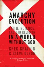 Anarchy Evolution Paperback  by Greg Graffin