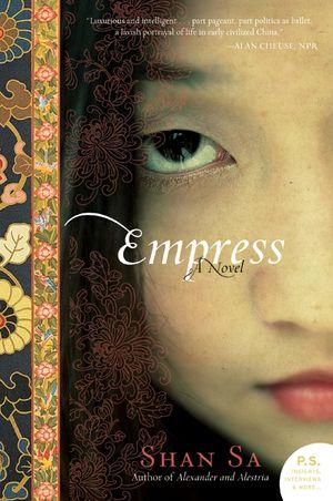 Empress book image