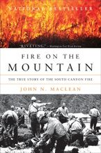Fire on the Mountain Paperback  by John N. Maclean