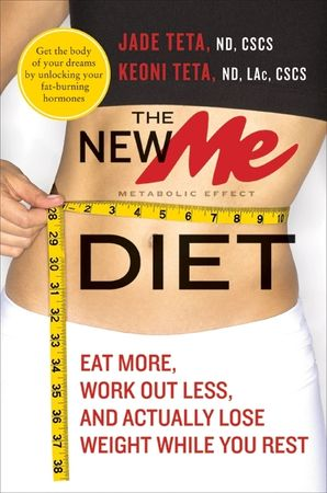The New ME Diet Hardcover  by Jade Teta