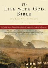 The Life with God Bible NRSV (Compact, Trade PB)