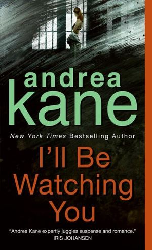 I'll Be Watching You book image
