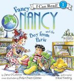 Fancy Nancy and the Boy from Paris Book and CD CD-Audio  by Jane O'Connor