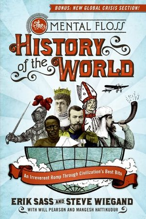The Mental Floss History of the World book image