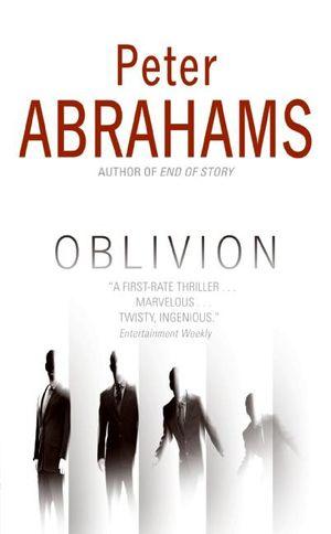 Oblivion book image