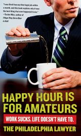Happy Hour Is for Amateurs
