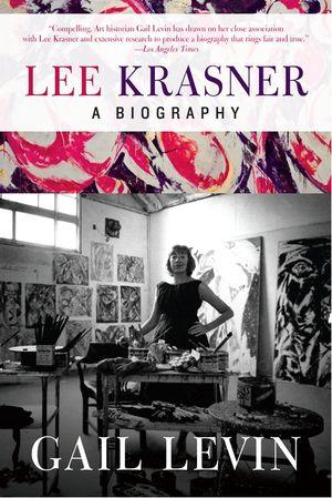 Lee Krasner book image